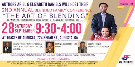 "Blended Family Conference Building Strong Families, ""The Art of Blending"""
