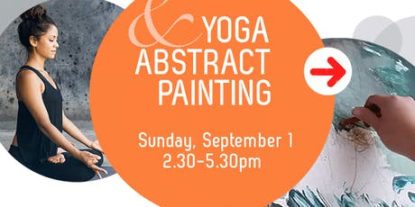 Yoga & Abstract Painting Workshop tickets