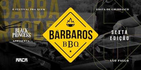 Bárbaros BBQ - São Paulo ingressos