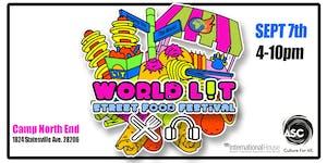 WORLD L!T STREET FOOD FESTIVAL