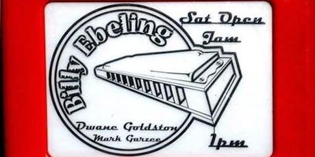Open Jam Hosted by Billy Ebeling & Dwane Goldston tickets
