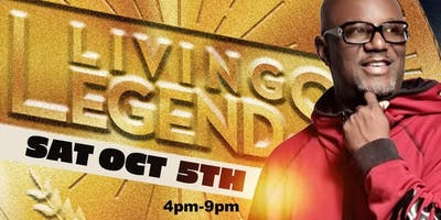 EYE ON THE CITY PRESENTS ~  D. FLOYD ~ THE 2019 GO-GO LIVING LEGEND AWARD