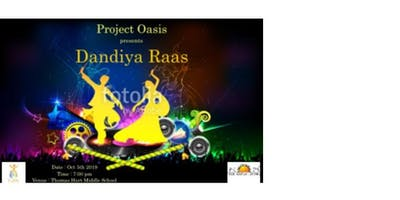 Project Oasis Dandiya - 2019
