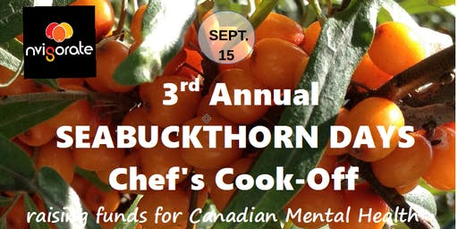 Chef's Cook-Off:  Chefs Supporting Mental Health with Healthy Eating