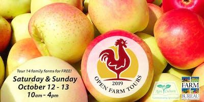 Open Farm Tours 2019