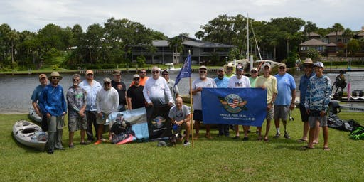 Heroes On  the Water (HOW) - Space Coast Chapter