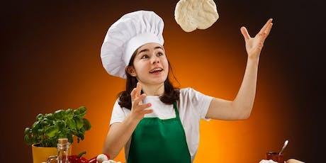 Kids Making Pizza! tickets