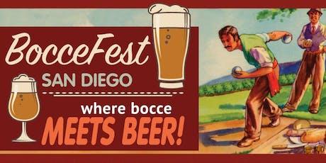 BocceFest tickets