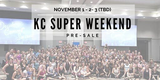 Team Beachbody Kansas City - November 2019 Super Weekend
