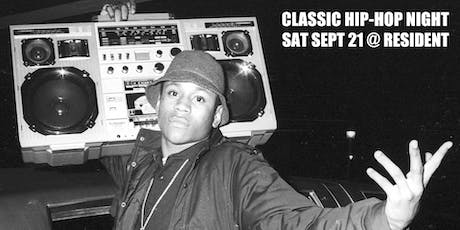 Classic Hip-Hop Night tickets