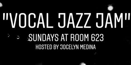 Sunday Vocal Headliner & Jazz Jam at ROOM 623 tickets