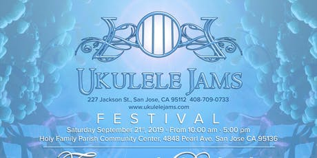 6th Annual Ukulele Jams Festival tickets