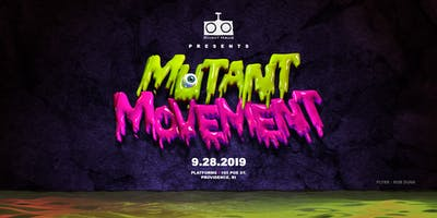 Robot Haus Presents: Mutant Movement