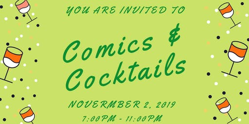 Comics & Cocktails IV