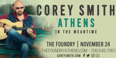 Corey Smith - SOLD OUT!
