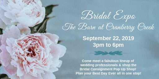 Bridal Expo at The Barn at Cranberry Creek