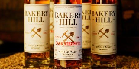 Bakery Hill Whisky Masterclass tickets