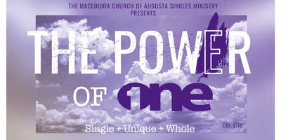 Macedonia's Singles Ministry Conference - The Power of One