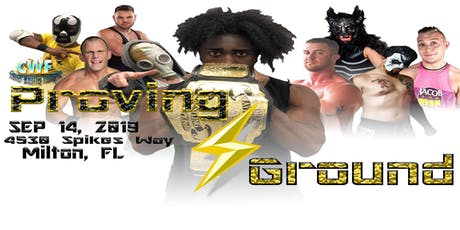 CWF Proving Ground tickets