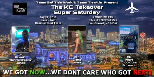 KC Takeover Super Saturday