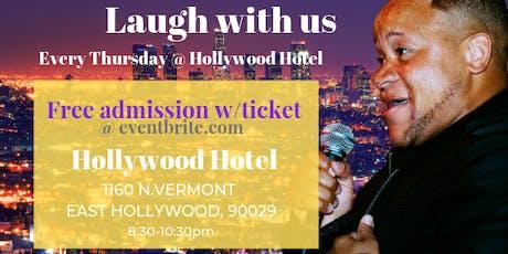 Smile For Me Thursdays - Comedy Show tickets