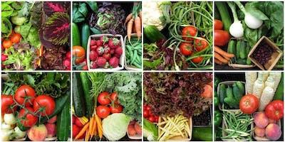 Volunteer - West Chester Cooperative Grower's Market Booth