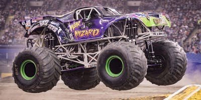 Inferno Monster Truck Show