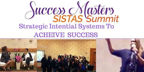 Success Masters SISTAS Summit tickets