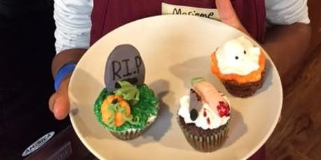 All Ages: Spooky Fondant Cupcake Decorating tickets