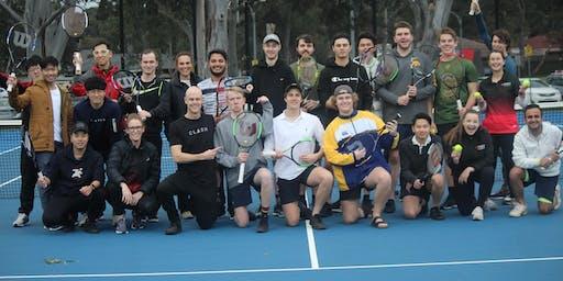 Social Tennis - Semester 2 2019