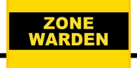RCH ZONE WARDEN TRAINING SESSION Tickets, Wed 13/11/2019 at