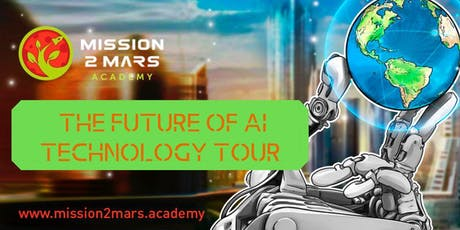 Future of AI: Artificial Intelligence Tech Tour tickets