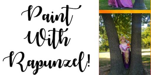 Paint With Rapunzel