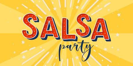 Noche de Salsa · Baile latino entradas