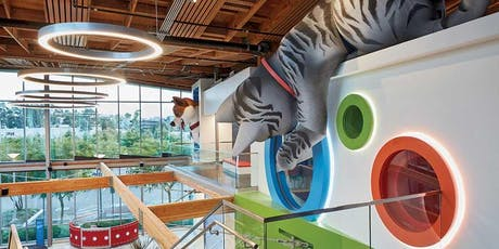 Behind-the-Scenes Tour of Annenberg PetSpace tickets