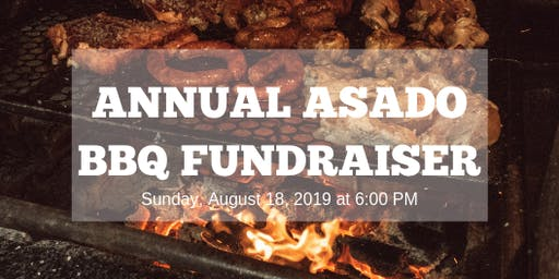 2019 Asado BBQ for To All Nations Uruguay