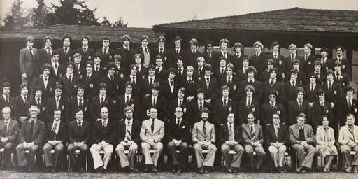 Saint George's Class of '79 Reunion