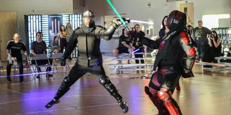 The Sword in One and Two Hands: Combat Fundamentals for TSL tickets
