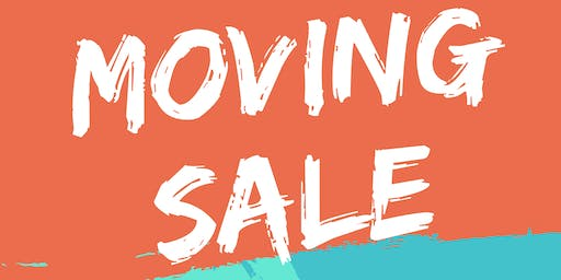 Shop Moving Sale