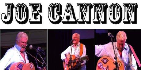 Joe Cannon (10/20/19) tickets