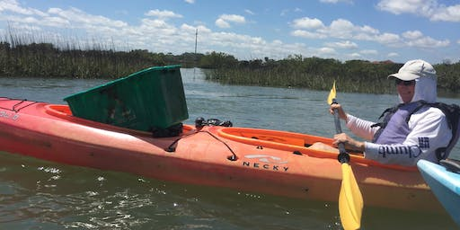 Helen Mellon Waterway Cleanup