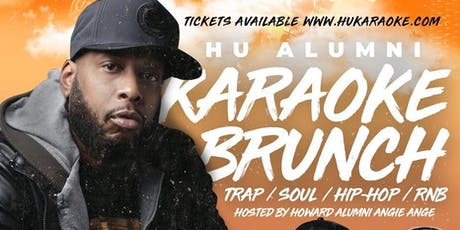 HU Karaoke Brunch ft. Angie Ange, Sean Mac + Talib Kweli (Howard Homecoming) tickets