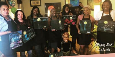Paint & Sip: For the Culture Edition!