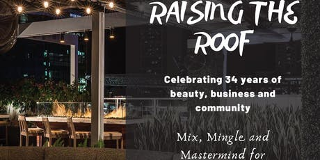 Raising the Roof : Mix, Mingle and Mastermind tickets