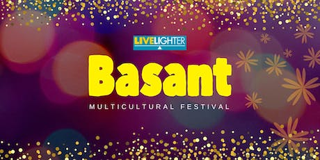 Live Lighter Perth Basant Festival tickets