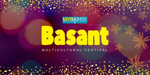 LiveLighter Perth Basant Festival