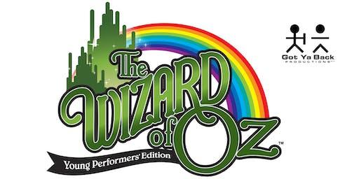 Wizard Of Oz - TAREE