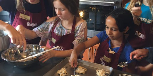 Kids' Mini Cooking Camp