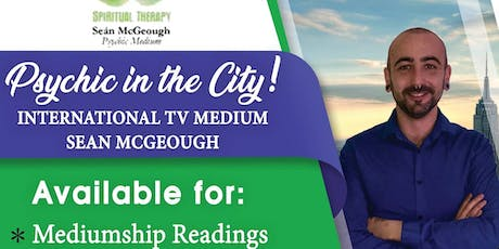 Evening With Mediums Seán McGeough & Charlotte Henderson tickets