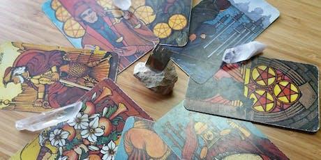 Tarot Round Robin Workshop tickets